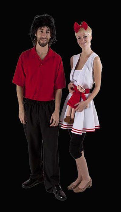 Suske & Wiske kostuum huren