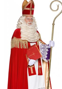 Sinterklaas kostuum en pietenpak huren