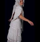Engel kostuum jurk