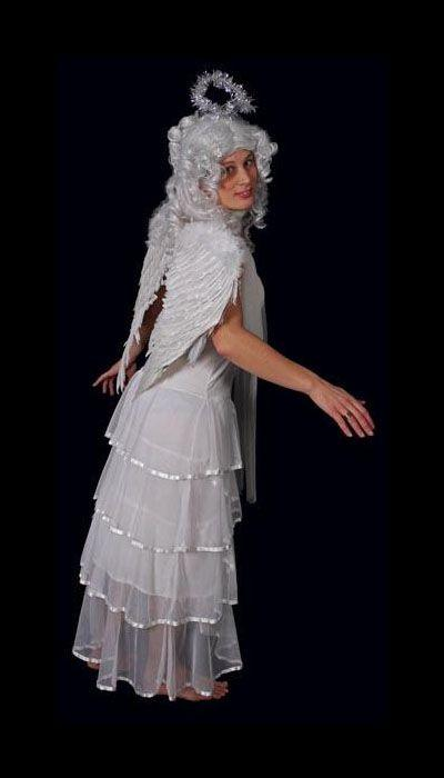 Engel kostuum jurk huren