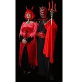 Duivel & Duivelin kostuum huren - 264