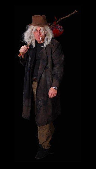 Zwerver kostuum huren - 281