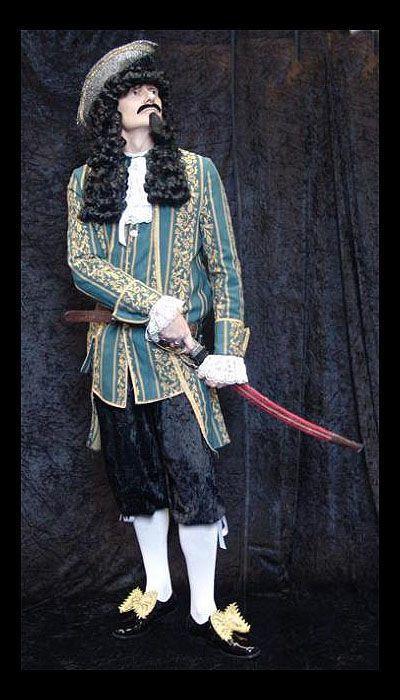 Michiel de Ruyter kostuum huren - 286