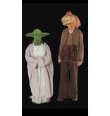 Jar Jar Binks kostuum en Yoda kostuum