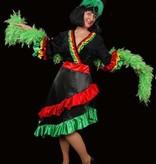 Braziliaans carnaval kostuum huren - 299