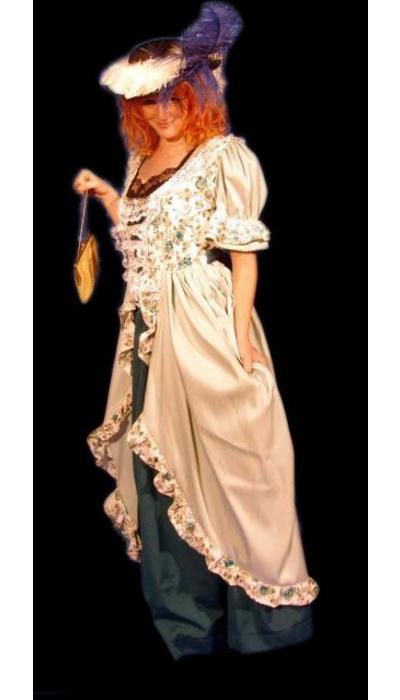 Historisch dames kostuum huren - 303
