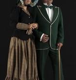 Historische outfit 1900
