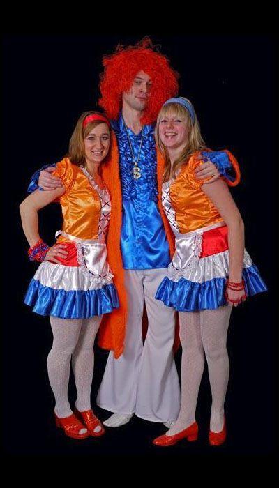 Hollandse kostuums huren - 338
