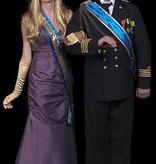 Willem Alexander en Maxima kostuum huren - 359