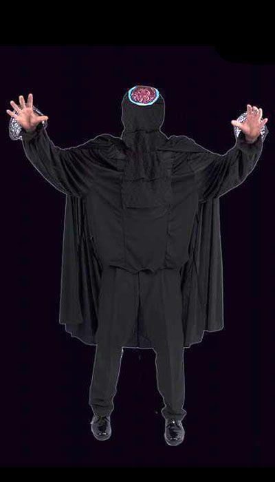 Man zonder hoofd
