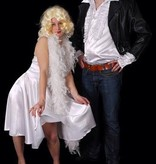 Marilyn Monroe jurk en James Dean kostuum