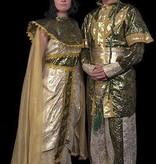 Oosterse prins en prinses kostuum