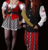 Piraten kostuum huren