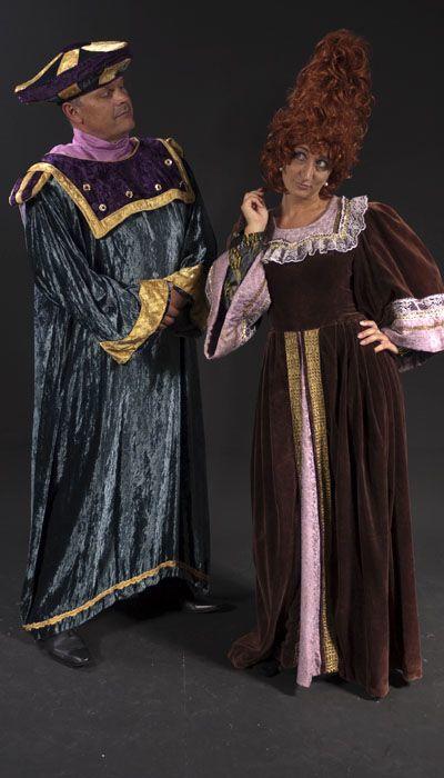 Renaissance paar