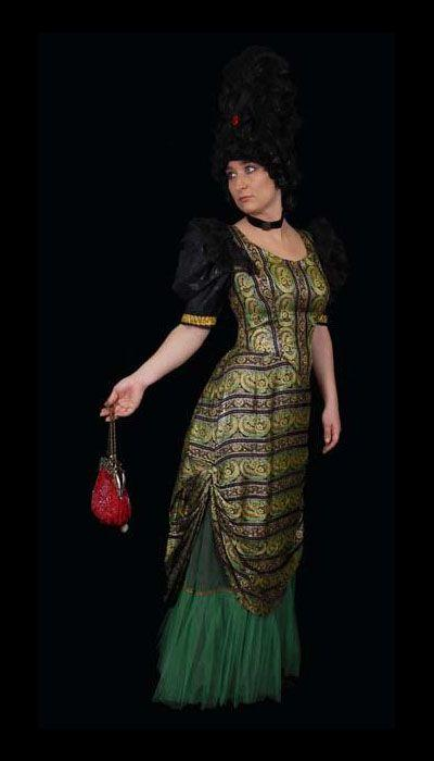 Renaissance dames kostuum huren - 412