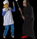 Smurfin & Gargamel kostuum
