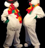 Sneeuwman kostuum huren - 434