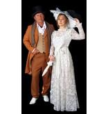 Ouderwetse kostuums Dickens