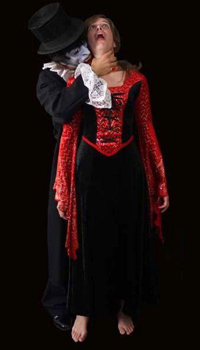 Dracula kostuum huren