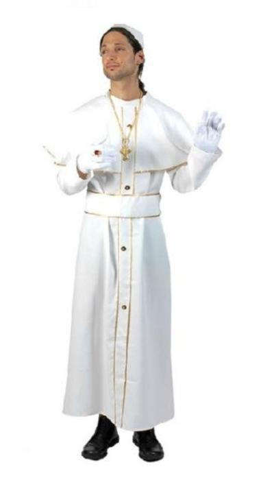 Paus kostuum kopen