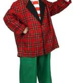 Clown kostuum huren - 457