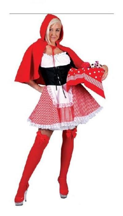 Roodkapje outfit kopen?