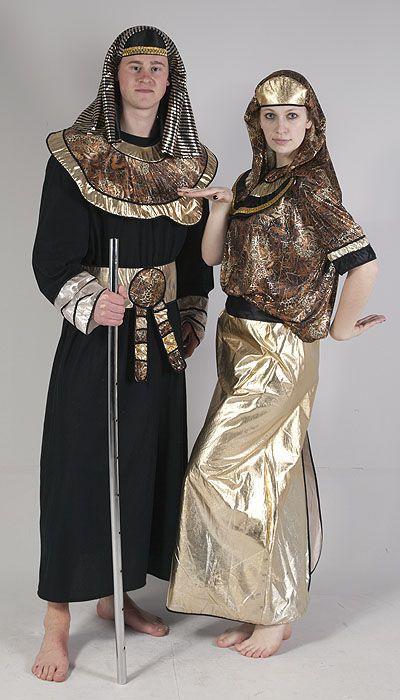 Egyptische kostuums huren