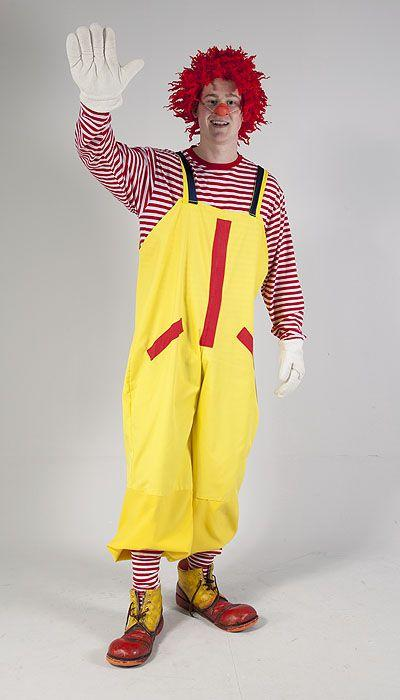 Ronald de clown