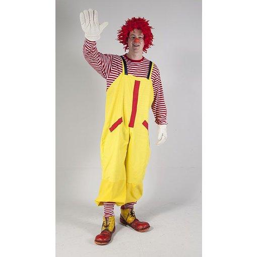 Ronald de clown kostuum huren