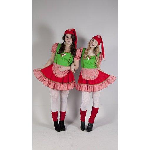 Kaboutermeisjes kostuum