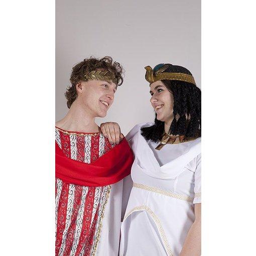 Ceasar en Cleopatra
