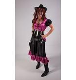 Horror cowgirl kostuum huren