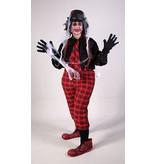 Halloween clown kostuum huren