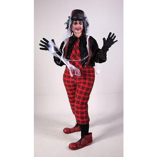 Halloween clown kostuum
