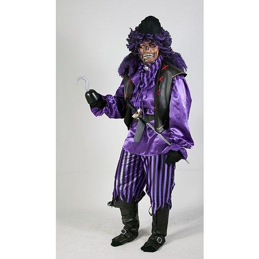 Halloween piraat