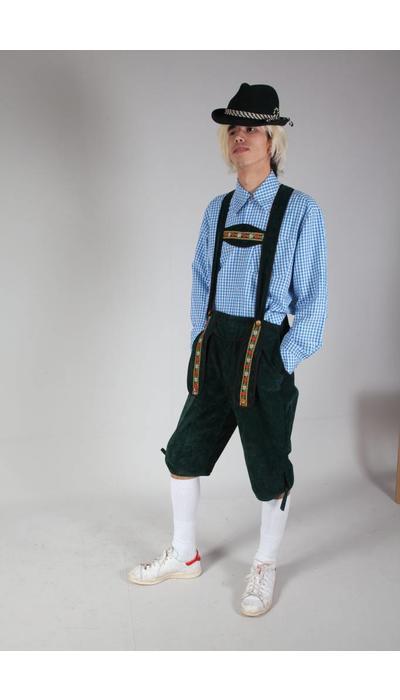 Tirol man en vrouw kostuum huren