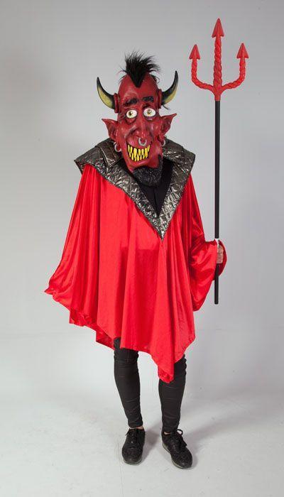 Duivelse outfit huren