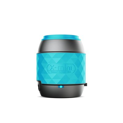 X-Mini Bluetooth speaker We blauw