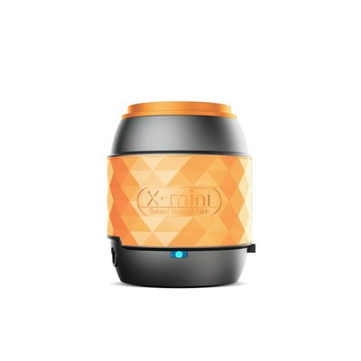 X-Mini Bluetooth mini speaker We oranje