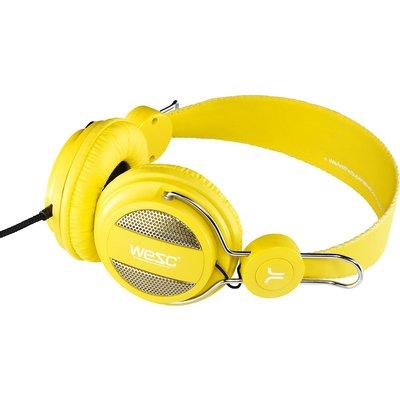 WeSC Oboe | Vibrant | Yellow | Hoofdtelefoon | Koptelefoon
