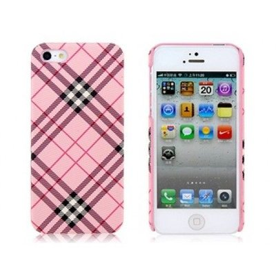 Iphone 4 (S) burberry print hardcase hoes