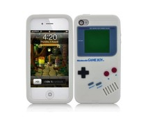 Iphone 4 (S) gameboy hardcase hoes