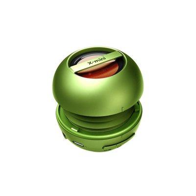 X-Mini Kai 2 bluetooth speaker green