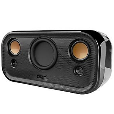 X-Mini Clear bluetooth speaker black