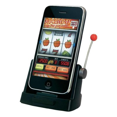 NP Tech jackpot-slots-iphone-ipod-touch