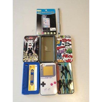 accessoirepakket voor iphone 4