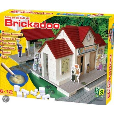 Brickadoo brickadoo-trein-station