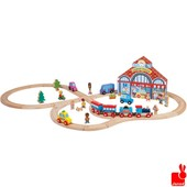 Janod Story Express het stadsleven + rails
