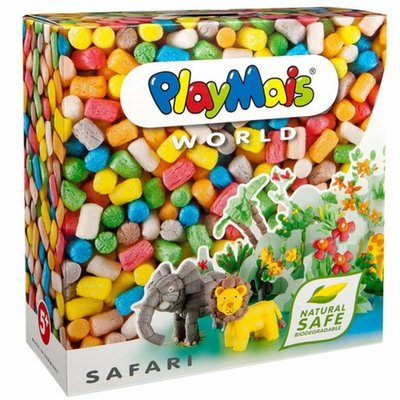 PlayMais playmais-world-safari