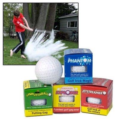 Gizzys Trick Golf Balls
